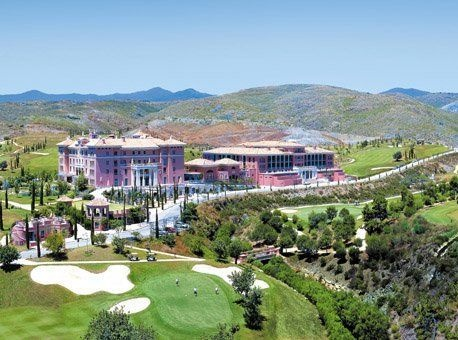 Golf breaks at Flamingos Golf Resort - Hotel Villa Padierna, Spain. GRD Rating: 8.6