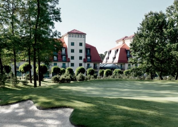 Golf breaks at Sport & Spa Resort A-Rosa Scharmutzelsee, Germany. GRD Rating: 8.5