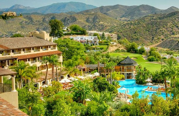 Golf breaks at Melia La Quinta, Spain. GRD Rating: 8.5