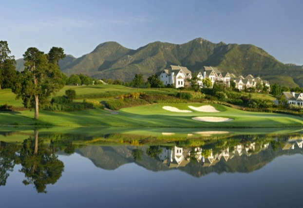 Golf breaks at Fancourt Hotel & Country Estate, South Africa. GRD Rating: 8.9