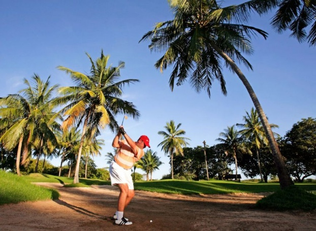 Golf breaks at Leisure Lodge Resort, Kenya. GRD Rating: 8.3