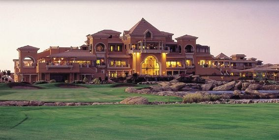 Golf breaks at La Residence Des Cascades Golf & Spa, Egypt. GRD Rating: 8.6